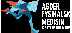 Agder Fysikalsk Medisin Logo